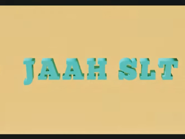 Jaah SLT Goes Bipolar In 'Intro/What We Do'