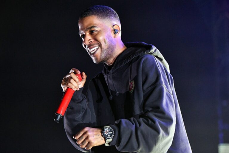 Kid Cudi's Humming Is Out of This World and Here's Proof