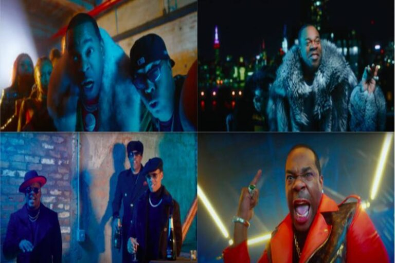 Busta Rhymes & Bell Biv Devoe Drink The Poison In 'Outta My Mind'