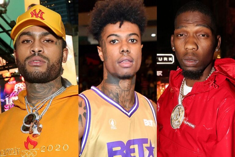 These Rappers Are on Santa's Naughty List for the Wild Sh*t They Did This Year