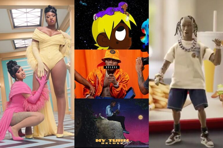 Here's What Hip-Hop Looked Like in 2020