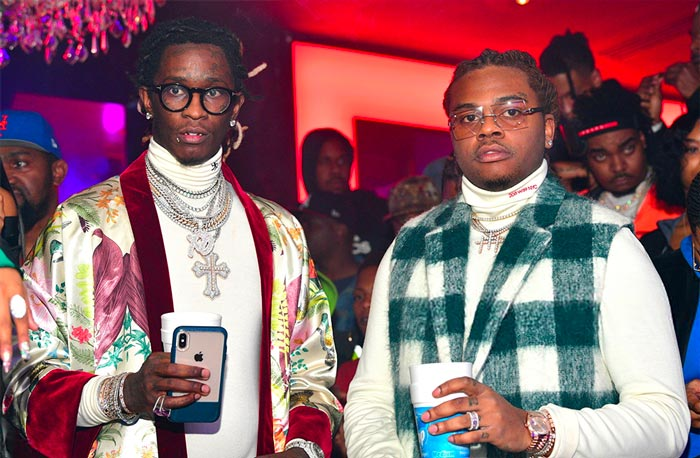 Young Thug, Gunna, & Yak Gotti 'Take It to Trial' on New Single