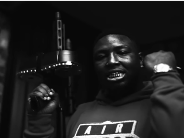 Big Moochie Grape Brings The Artillery In 'Freestyle'