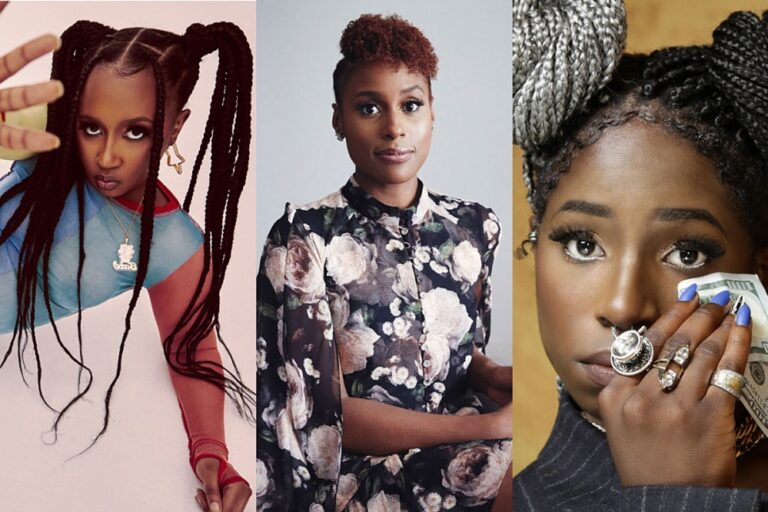 Issa Rae Elevates Her Raedio Label With Yung Baby Tate and TeaMarrr