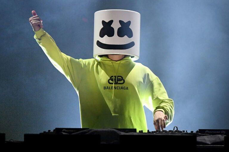 Marshmello Wants to Work With Lil Uzi Vert, Future and 21 Savage