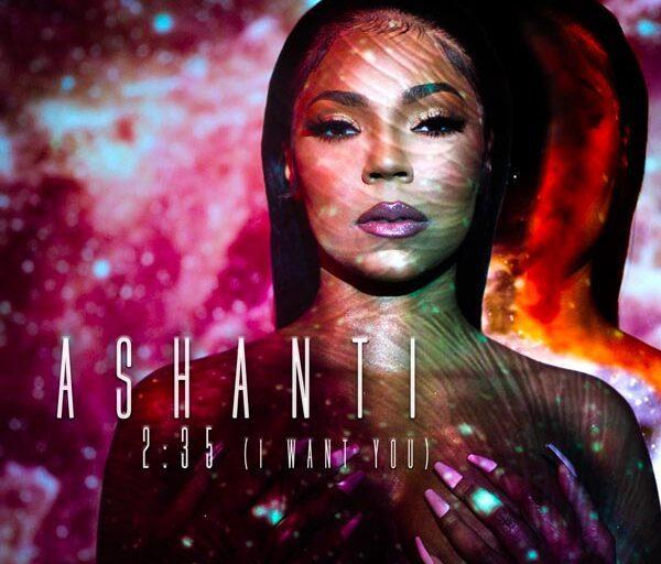 Ashanti Returns with New Single '2:35 (I Want You)'