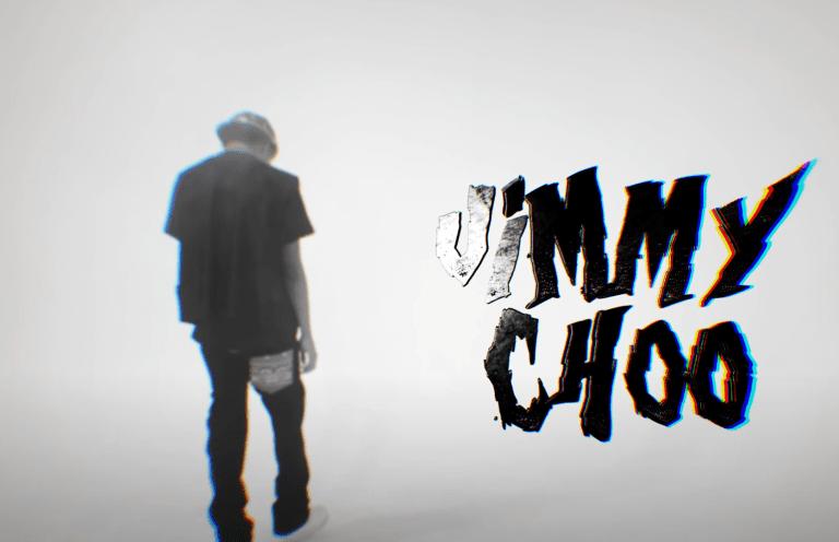LB Spiffy – Jimmy Choo