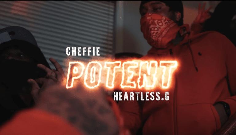 Cheffie Ft. Heartless.G – Potent
