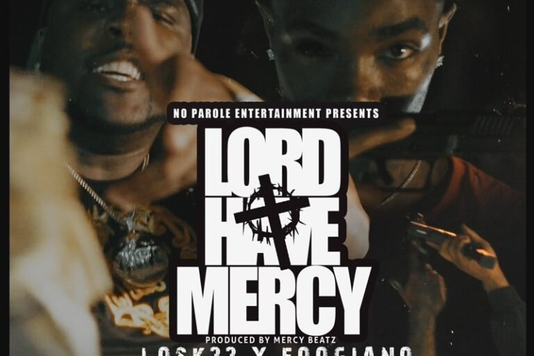 """""""Lord Have Mercy"""" Is Losk33's Latest Collaboration With Skilled Artist Foogiano"""