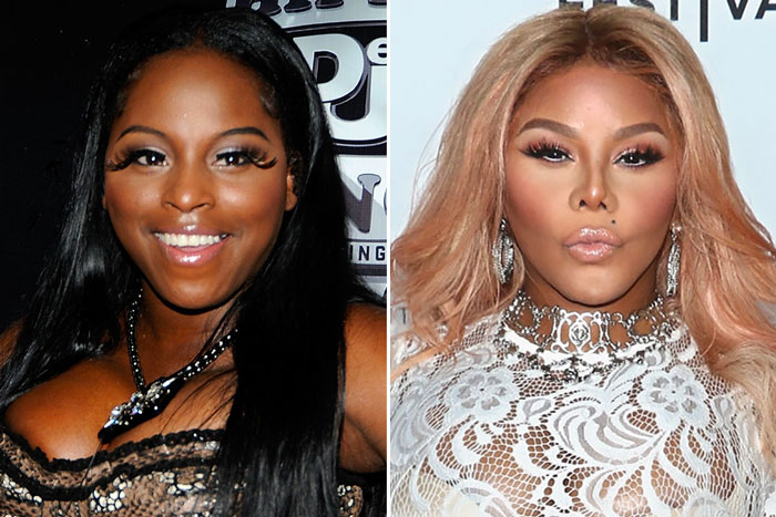 Preview Foxy Brown and Lil' Kim's Unreleased 'Thelma and Louise' Collaboration