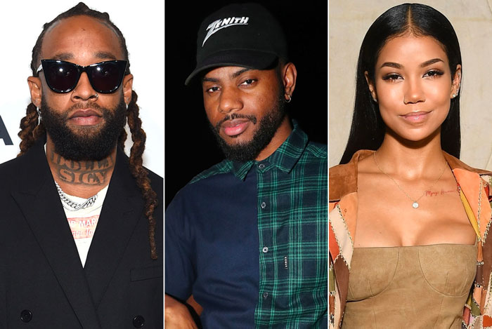 Ty Dolla $ign, Bryson Tiller, & Jhené Aiko Team Up on 'By Yourself' Remix