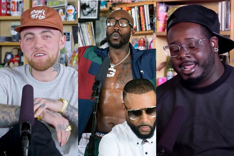 Here Are the Best Tiny Desk Hip-Hop Performances Ranked