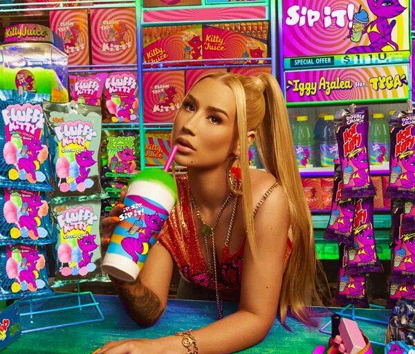 Iggy Azalea Drops New Single 'Sip It' Featuring Tyga