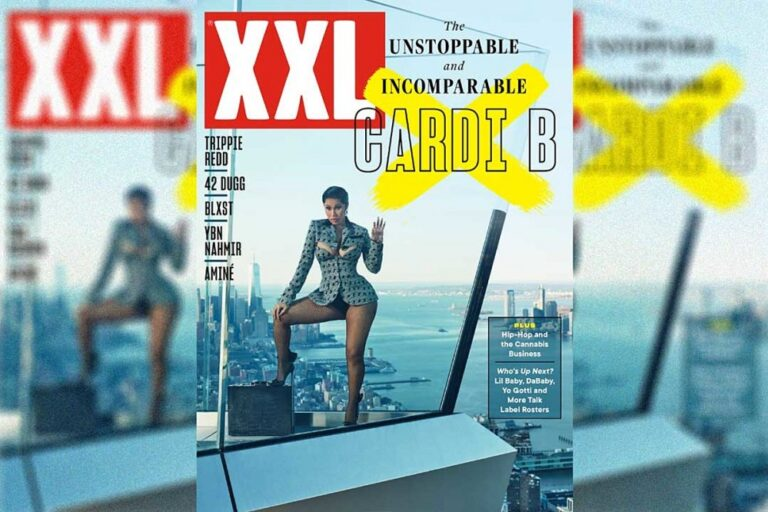 Cardi B Interview – New Album, 'WAP' Impact and More in XXL Magazine's Spring 2021 Cover Story