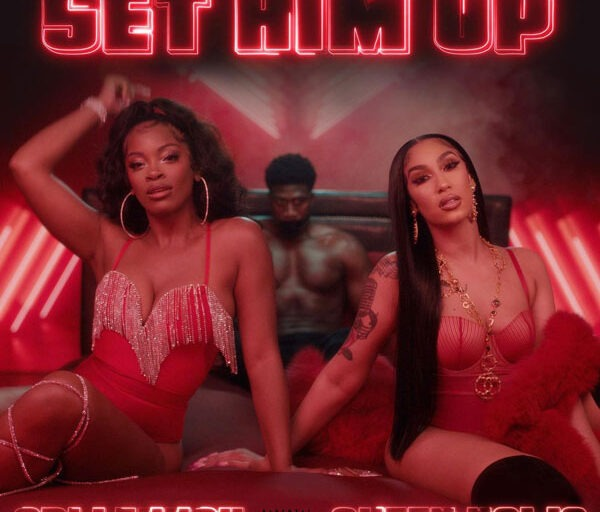 Queen Naija and Ari Lennox Team Up on 'Set Him Up'