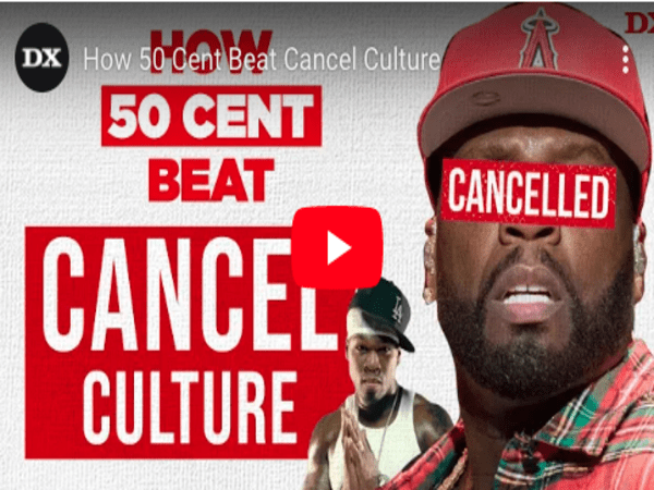 50 Cent Remains Undefeated Vs. Cancel Culture