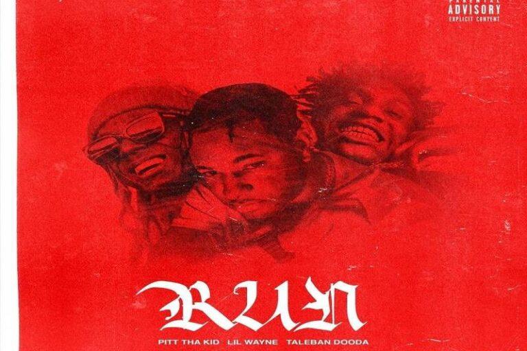 Pitt Tha Kid, Taleban Dooda & Lil Wayne Get Animated In 'Run'