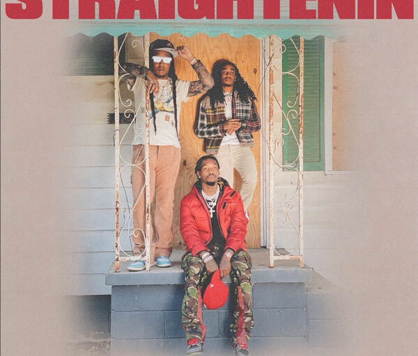 Migos Returns with New Single 'Straightenin'
