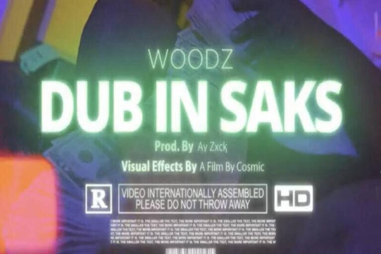 Woodz Is Dropping A 'Dub In Saks'