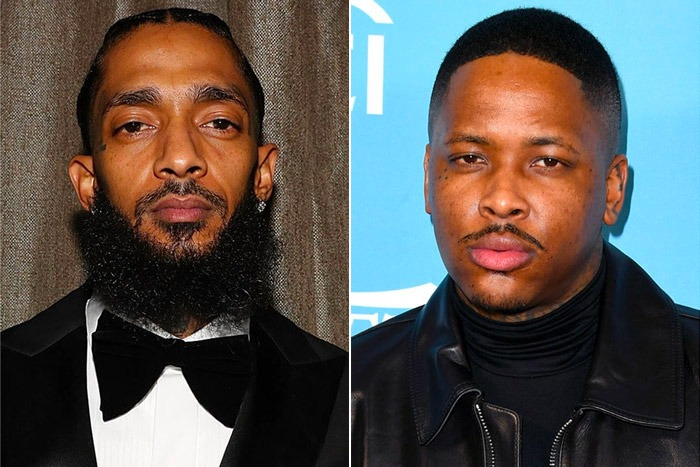 Nipsey Hussle and YG Join Maroon 5 on 'Memories (Remix)'