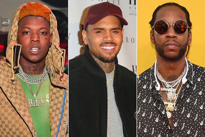 Yung Bleu Enlists Chris Brown, 2 Chainz for New Single 'Baddest'