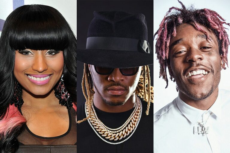These Are the Most Recognizable Looks in Your Favorite Rappers' Careers