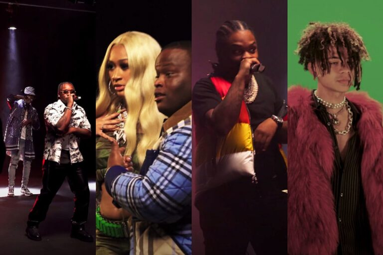 Go Behind the Scenes of the 2021 XXL Freshman Cover Shoot – Watch