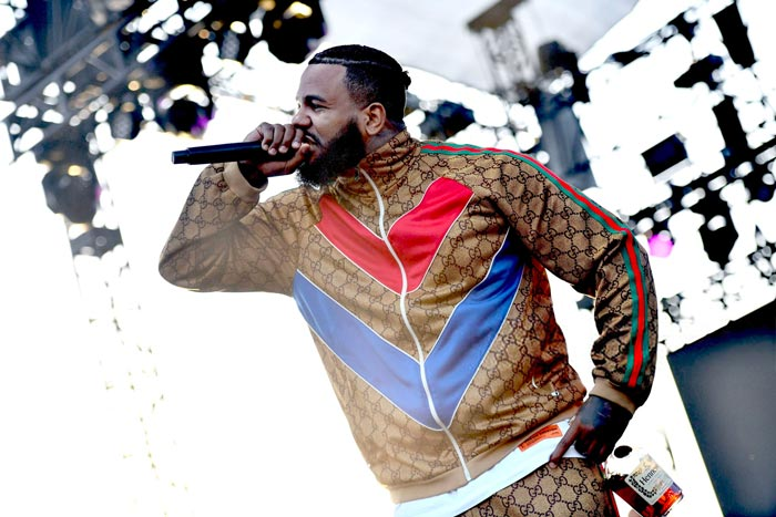 The Game Unleashes New Track '72 Bar Assassin'