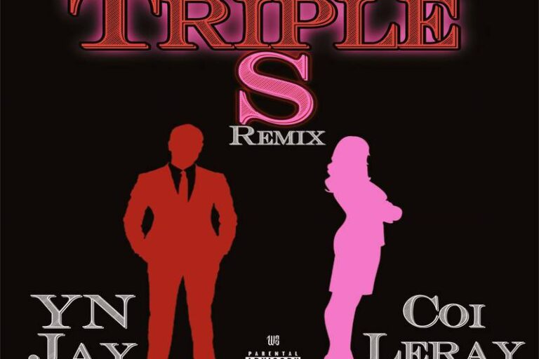 YN Jay Taps Coi Leray For The 'Triple S (Remix)'