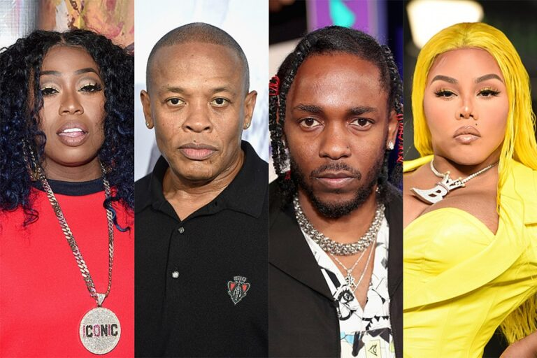 These Rappers Have the Longest Gaps Since Their Last Albums