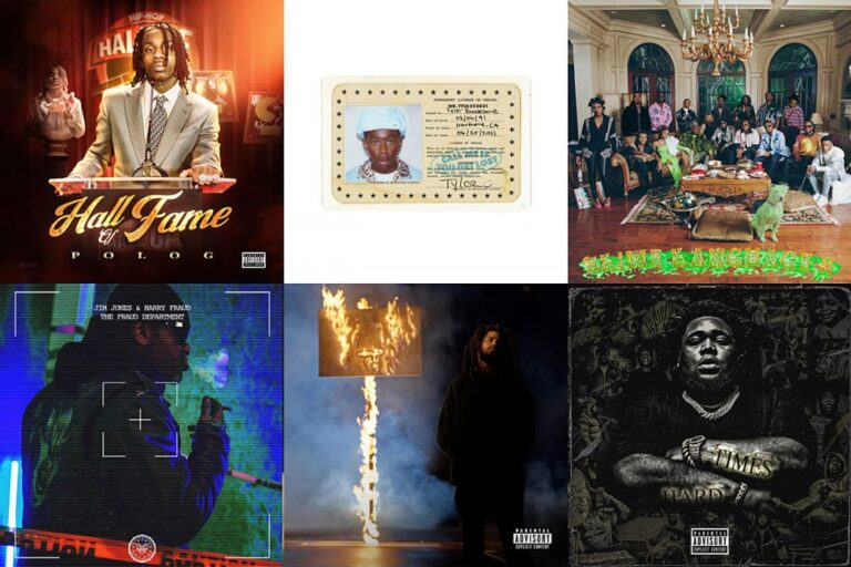 Here Are the Best Hip-Hop Projects of 2021 So Far