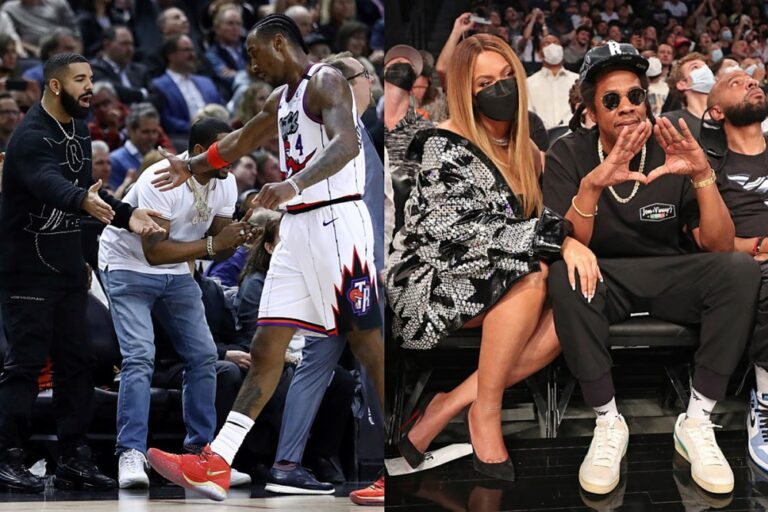 These Rappers' Courtside Connections to NBA Teams Are Going Strong