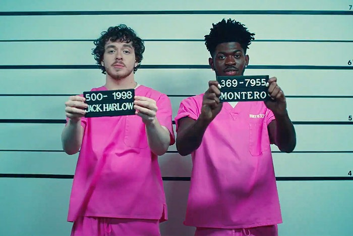 Lil Nas X Drops New Single 'Industry Baby' with Jack Harlow