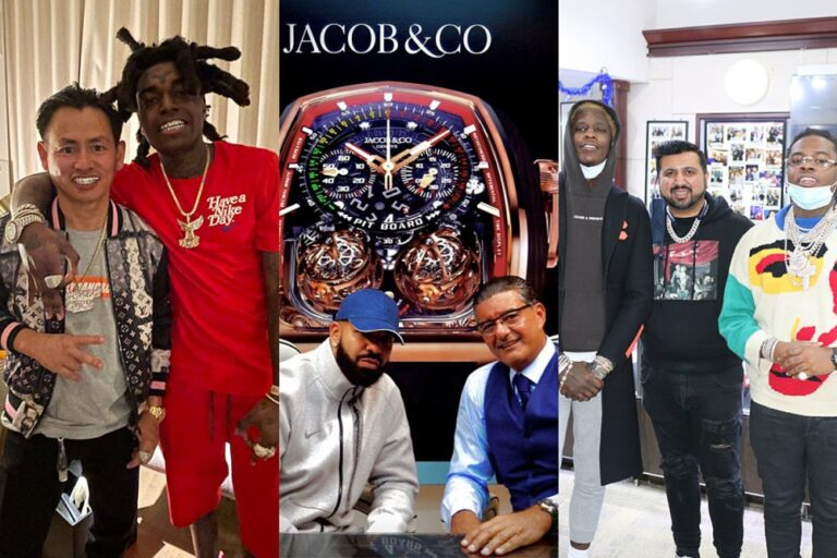 Hip-Hop's Most In-Demand Jewelers Tell the Stories Behind Working With Rap Stars to Create Icy Works of Art