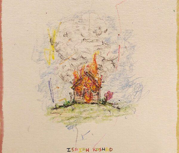 Stream Isaiah Rashad's Album 'The House Is Burning'