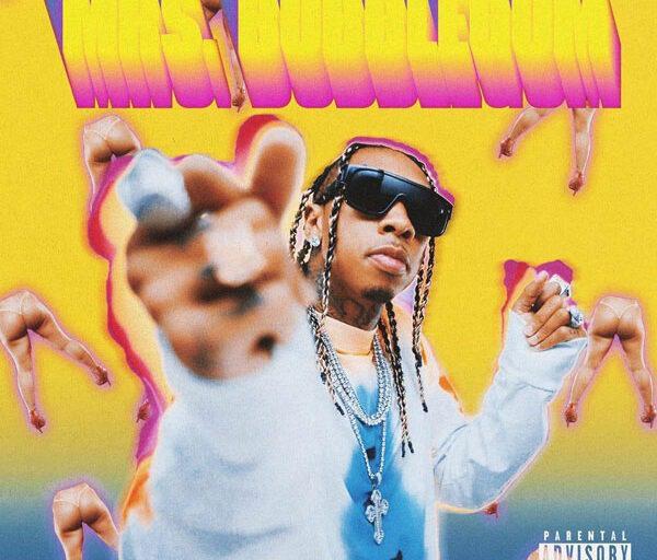 Tyga Unleashes New Single 'Mrs. Bubblegum'
