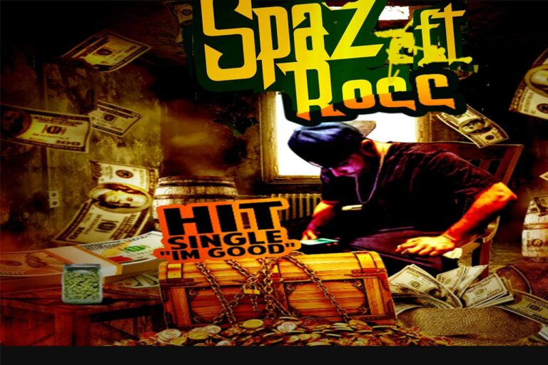 """Spaz Talks SoCal Culture & Its Tough Aspects In Debut Hit Track """"Im Good"""" FT Rocc"""