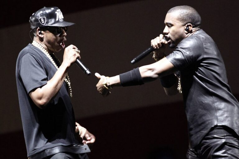 Kanye West and Jay-Z's Most Essential Collaborations You Need to Hear