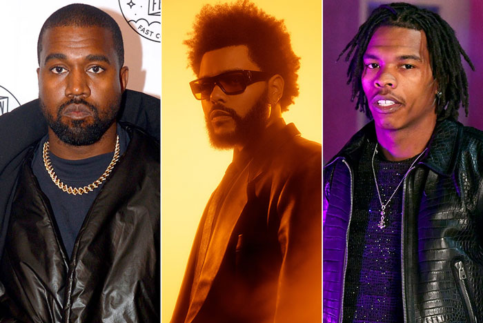 Kanye West's 'Hurricane' with The Weeknd, Lil Baby Has Started to Hit Streaming Services