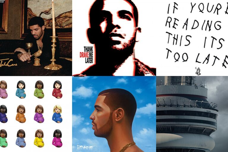 A Definitive Ranking of Drake's Intro Songs From Every Project