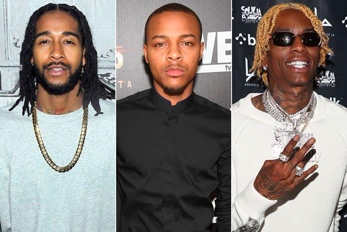 Omarion, Bow Wow, & Soulja Boy Team Up on 'Ex'