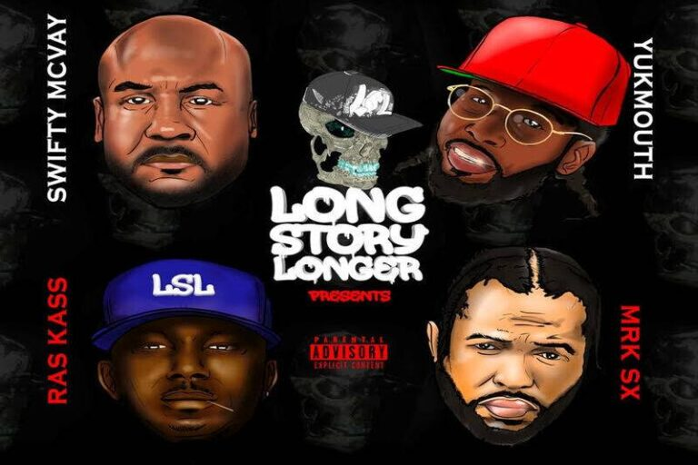Long Story Longer (Ras Kass, Yukmouth, Swifty McVay, MRK SX) Have No Time For 'People Like You'