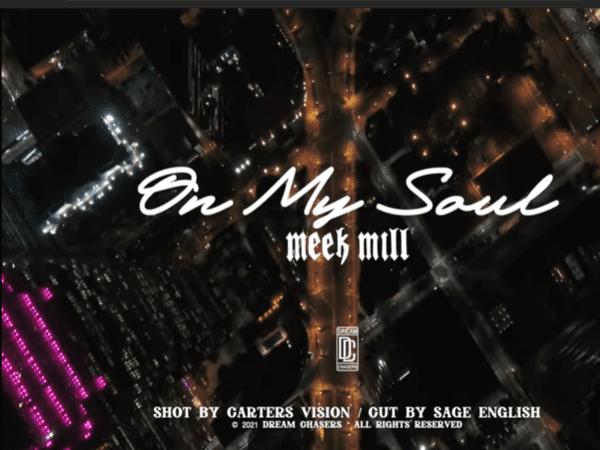 Meek Mill Puts His Words 'On My Soul'
