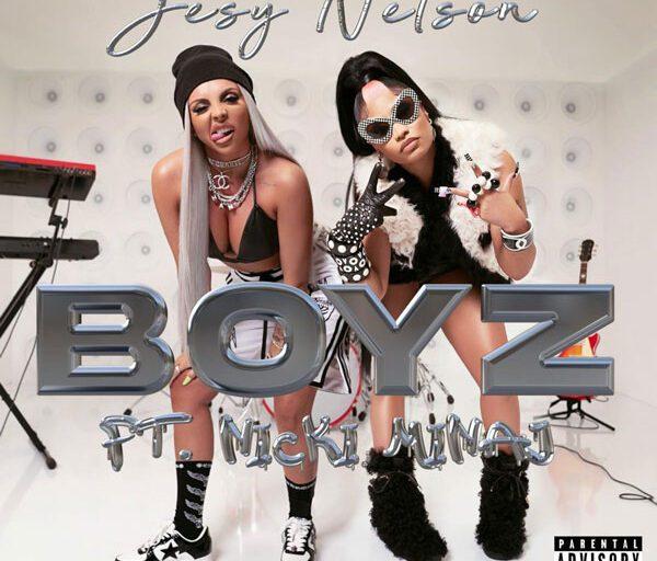 Nicki Minaj Teams Up with Jesy Nelson on 'Boyz'