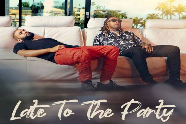 Joyner Lucas & Ty Dolla $ign Are Always On Time & Never 'Late To The Party'