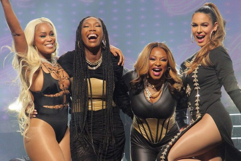 Eve, Brandy and More Celebrate Hip-Hop Sisterhood With New ABC Show Queens