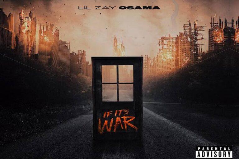 Lil Zay Osama Is Ready 'If It's War'