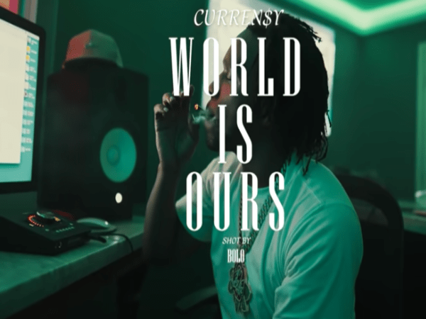Curren$y Shares His Realm In 'The World Is Ours'
