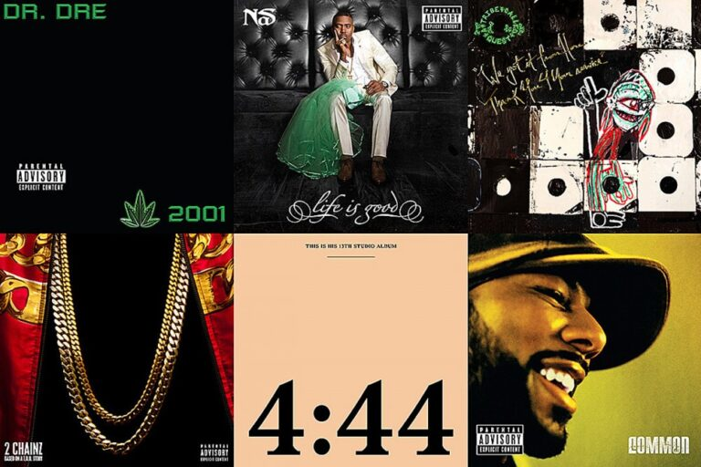 These Are the Best Comeback Albums in Hip-Hop